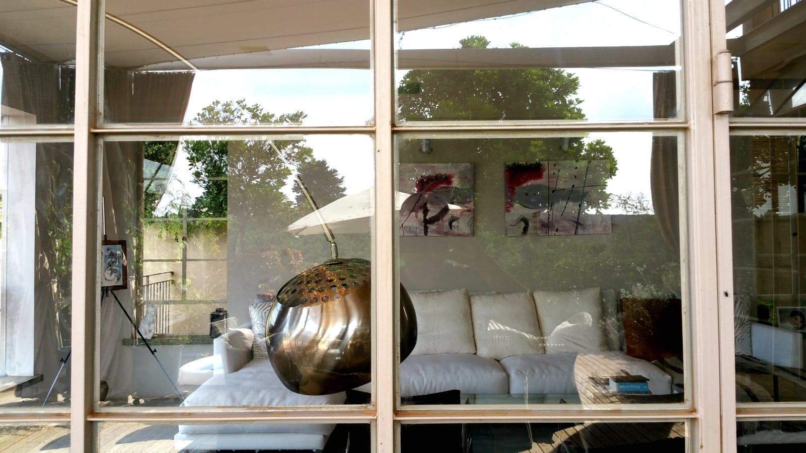 הסלון בבית למכירה בבני ציון