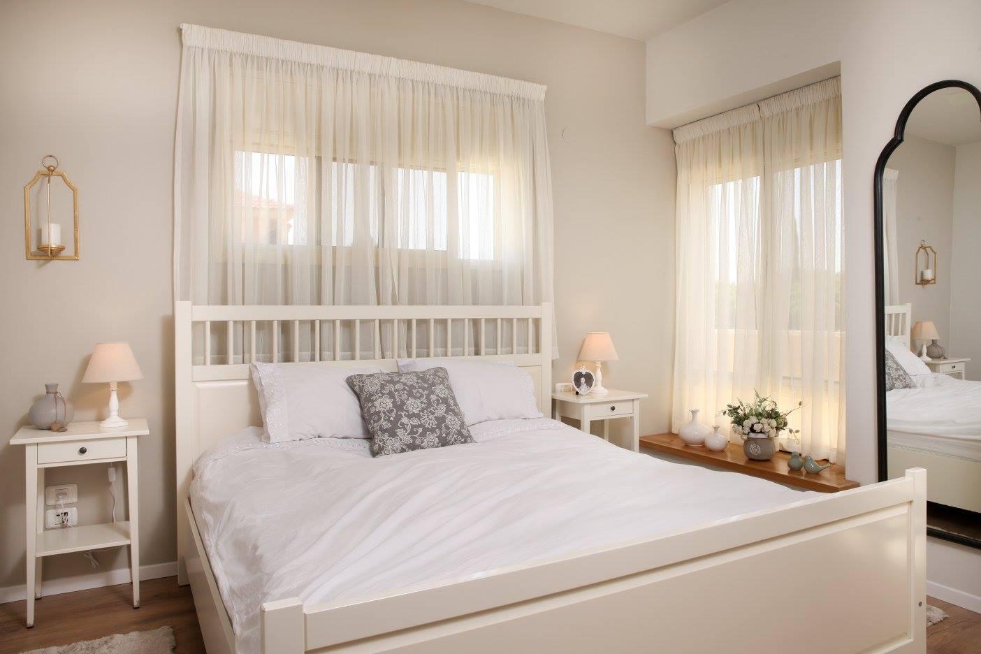 חדר שינה בבית למכירה בקדימה בכפר